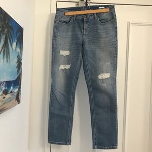 NWOT💗👖CAMBIO Super-stretch Leisure Fit Jeans👖